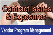 Contract Issues & Exposures