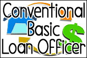 Conventional Basic Loan Officer