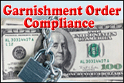 Garnishment Order Compliance For Financial Institutions