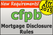 CFPB Mortgage Disclosure Rules: New Requirements and Impacts on the Mortgage Industry