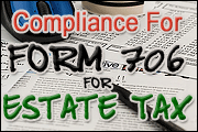 Form 706 Compliance For Estates: Challenges With Includable Property, Tax Calculations, Valuation Elections