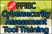 FFIEC Cybersecurity Assessment Tool Webinar