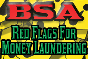 BSA Red Flags for Money Laundering: Frontline Annual Training