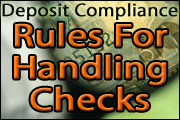 Teller Training: Handling Checks And Deposits