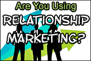 Relationship Account Marketing Ideas
