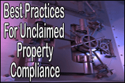 Unclaimed Property Compliance for Financial Institutions