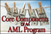 BSA: Core Components Of An AML Program