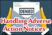 Denials: Handling Adverse Action Notices