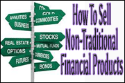 A Business Development Officer′s Guide To Selling Non-Traditional Financial Products